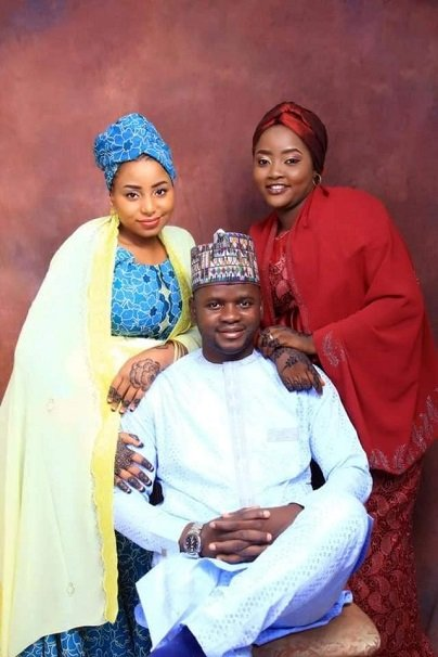 marries two wives same day