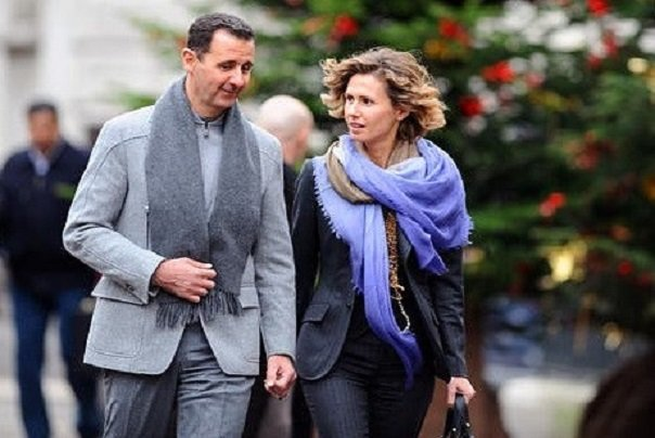 Syrian President Bashar al-Assad and his wife, Asma al-Assad, have tested positive for COVID-19 and are suffering from mild symptoms